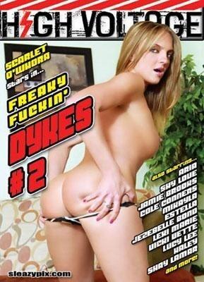 Freaky Fuckin' Dykes 2
