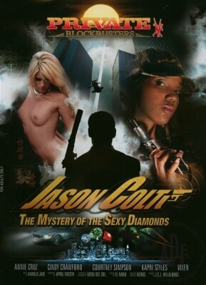 Jason Colt: Mystery Of The Sexy Diamonds