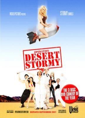 Desert Stormy