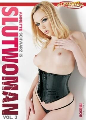 Annette Schwarz Is Slutwoman 2