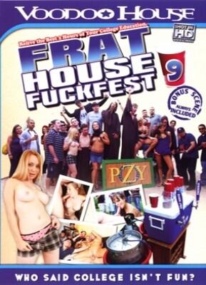 Frat House Fuckfest 9
