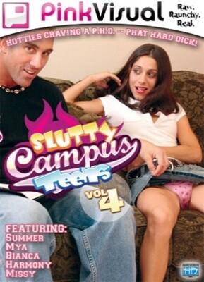 Slutty Campus Teens 4