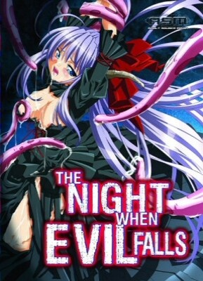 Night When Evil Falls