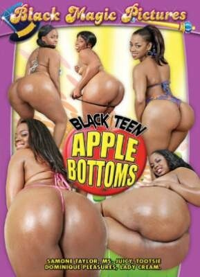 Black Teen Apple Bottoms