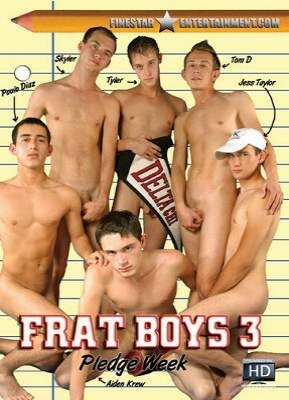 Frat Boys 3 - Pledge Week