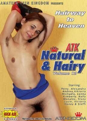 Natural & Hairy 12  Hairway to Heaven