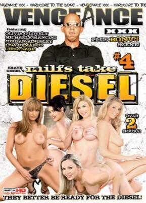 MILFs Take Diesel 4