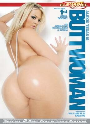 Alexis Texas is Buttwoman (Blu-ray)