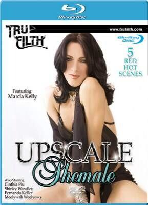 Upscale Shemale (Blu-ray)