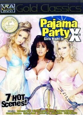 Pajama Party X 3